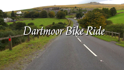 DARTMOOR BIKE RIDE