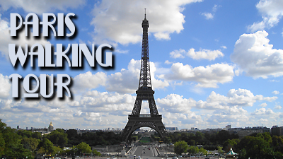 PARIS WALKING TOUR
