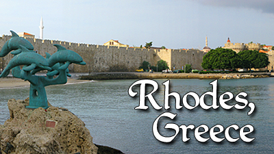 RHODES VIRTUAL WALK